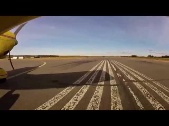 Takeoff and Landing in Vanderhoof