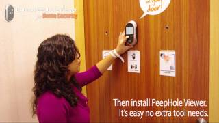 Brinno PeepHole Viewer-For Home Security (EN)