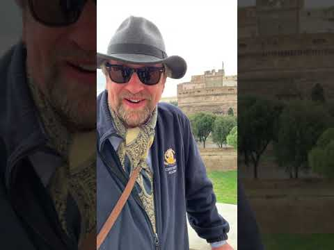 Dale Ahlquist Rome Pilgrimage Day 8 Update