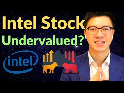 Intel Stock Analysis - Undervalued Now? Can New CEO Turn it Around?