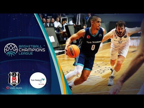 besiktas-sompo-sigorta-v-türk-telekom---highlights---rd-16---basketball-champions-league-2019-20