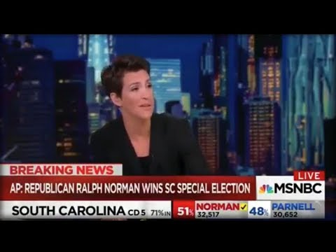 NO JOKE! WHAT RACHEL MADDOW IS BLAMING FOR THE OSSOFF LOSS PROVES LIBS ARE COMPLETELY INSANE!!!