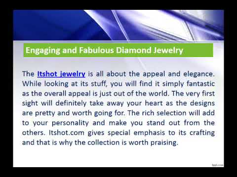 Get Beguiling Range Of Elegant And Stylish Jewelry Items