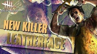 Leatherface New Killer - Dead by Daylight - Killer #177 Cannibal