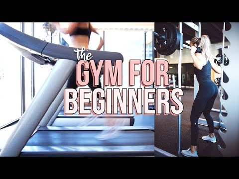 BEGINNER'S GUIDE TO THE GYM | Reese Regan