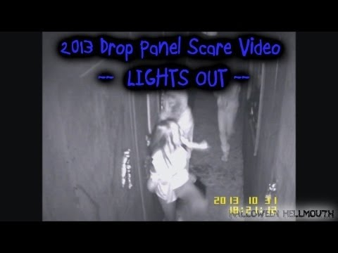 2013 Drop Panel Scare Video DARK