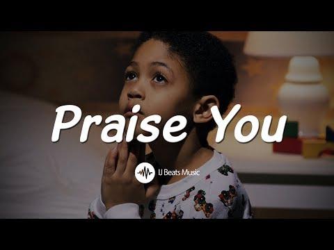 "A Powerful Gospel Worship Instrumental 2017 ""Praise You"" (IJ Beats Music)"