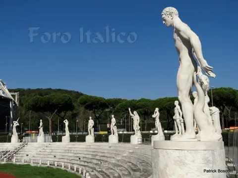 Rome Foro Italico Piscine