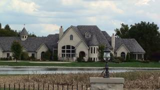 Huge Stone House On 600 Acres - Very Impressive Luxury Home