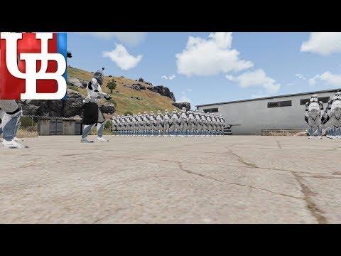 104th Battalion Recruitment trailer (1/2)  -104th Arma 3 Unit