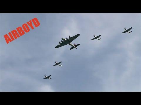 Washington D.C. Flyovers • Salute To America