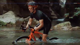 Roc d'Azur... le chemin le plus rapide - Gravel - Simon Rogier   Lapierre