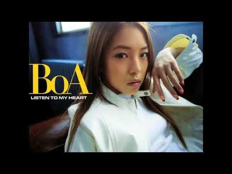 BoA - Listen To My Heart (Full Album)