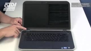 видео-обзор ноутбука Dell Inspiron 5520