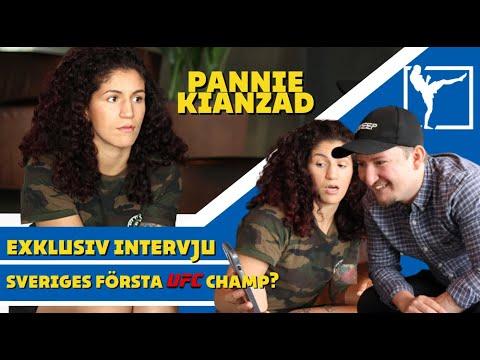 Download Sanningen om UFC-fighters löner 💰   Ashah intervjuar Pannie Kianzad