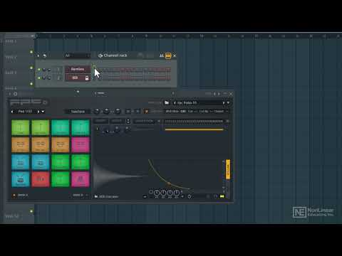 FL Studio 102: MIDI Recording and Editing  - 3. Lock Controllers to Channels