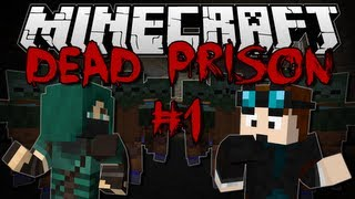 Minecraft | DEAD PRISON! w/ThnxCya | Adventure Map #1