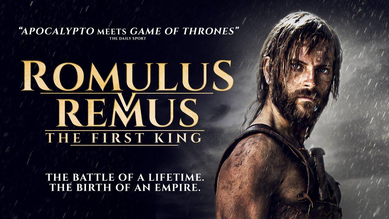 Romulus V Remus The First King 2020 Uk Trailer Youtube