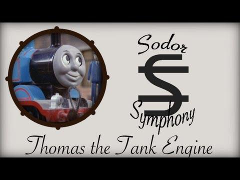 Sodor Symphony XIII:Thomas the Tank Engine