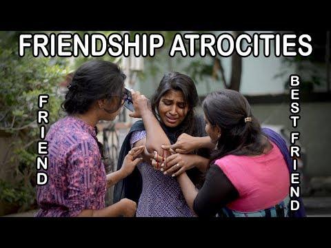 Friendship Atrocities || Friend Vs Best Friend || Pori Urundai