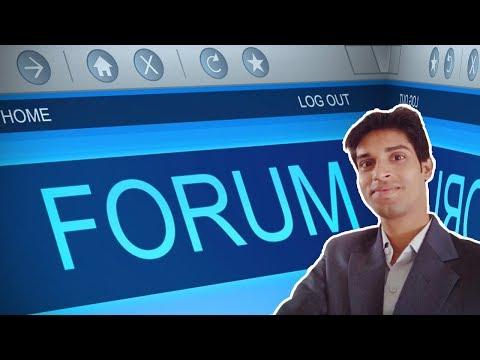 Internet Forum Message Board   Best Platform to create open source forum