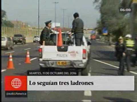 América Noticias: Primera Edición - 11.10.16