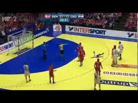 Hrvatska-Danska EP rukomet u Danskoj polufinale cijela utakmica