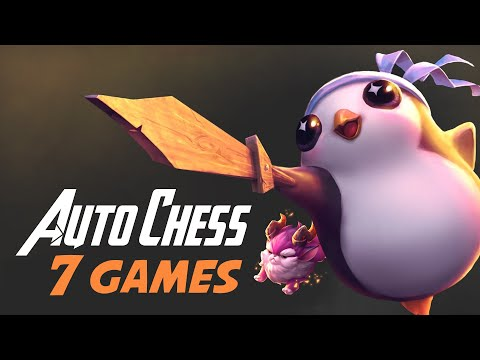 TOP 7 BEST Games Like Auto Chess For Android & IOS | Teamfight Tactics