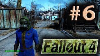 Fallout 4 PS4 Прохождение игры 6 База в Сэнкчуари