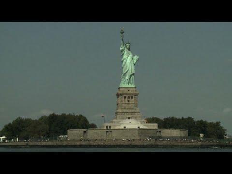 afpbr: Estátua da Liberdade vai reabrir