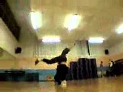 b-boy cico trailer