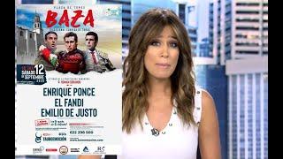 Respuesta Rafael Azor (Concejal Vox Baza) a Noticia Tele 5 - Toros en Baza