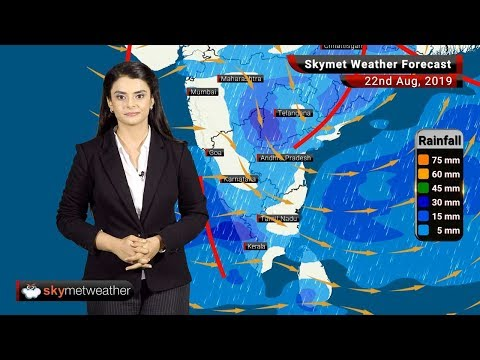 Weather Forecast Aug 22: Moderate Rains In MP, Uttar Pradesh With Revival Of Monsoon Rains In Kerala