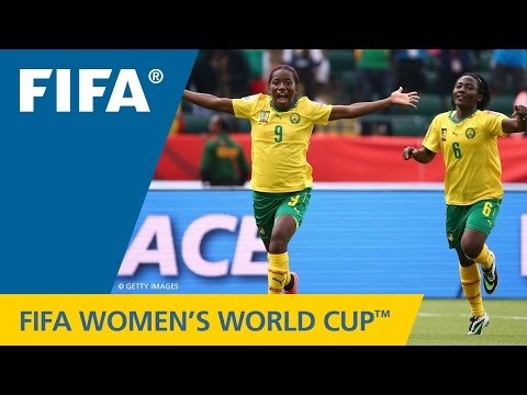 HIGHLIGHTS: Switzerland v. Cameroon - FIFA Women's World Cup 2015