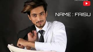 Mr Faisu|lifestyle|Biography|girlfriend|TIKTOK(star)Team07