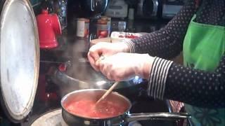 Eileen's Kitchen - Simple Tomato Sauce