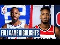 CLIPPERS at WIZARDS | FULL GAME HIGHLIGHTS | December 8, 2019