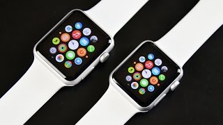 Apple Watch Sport (38mm & 42mm): Unboxing & Demo