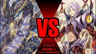 Evil Eye Vs Thunder Dragons - Yugioh Gauntlet Local Tournament 3-28-19 R2