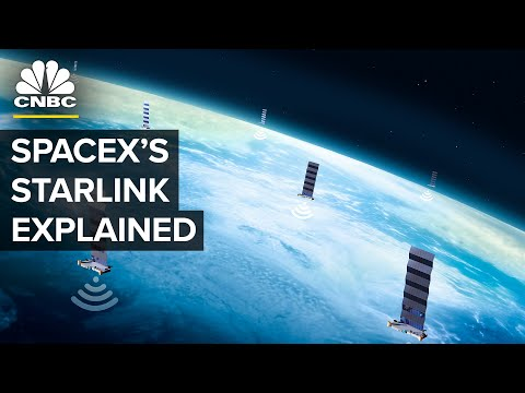 Why Starlink Is Crucial To SpaceX's Success