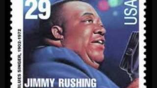 Jimmy Rushing Mr Five by five Sent for you yesterday,