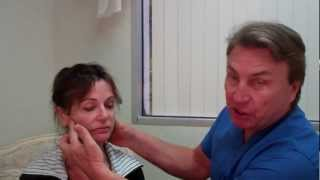 FaceLift (Part I)  Must See!  Orange County  Newport Beach Irvine, L.A., Dr. Barnes