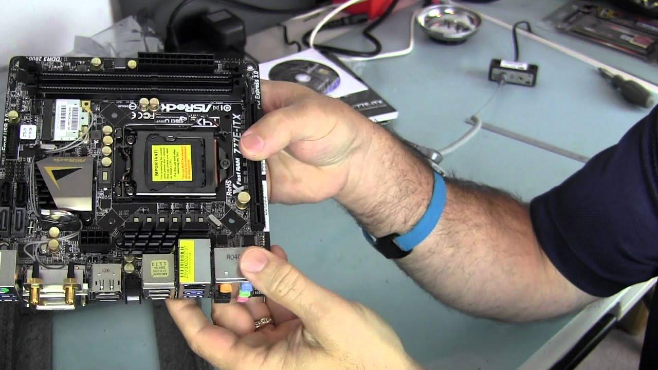Driver for Asrock Z77E-ITX