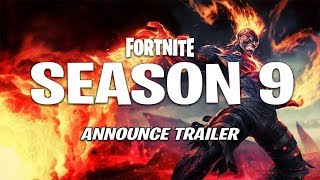 Leaked Fortnite Season 9 Pictures!!!