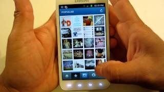 Instagram para Android (Espanol)