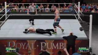 Wwe 2k17  esw wrestling