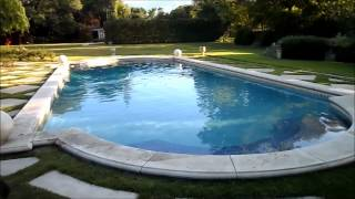 Pool Finish, Colored Plaster - Part One