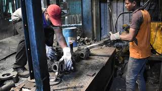 Super Skilled Workers - Best Foundry Workers