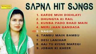 Sapna Super Hits Song | Sapan Chaudhary, VR Bros. || Haryanvi New Song Audio Juke Box