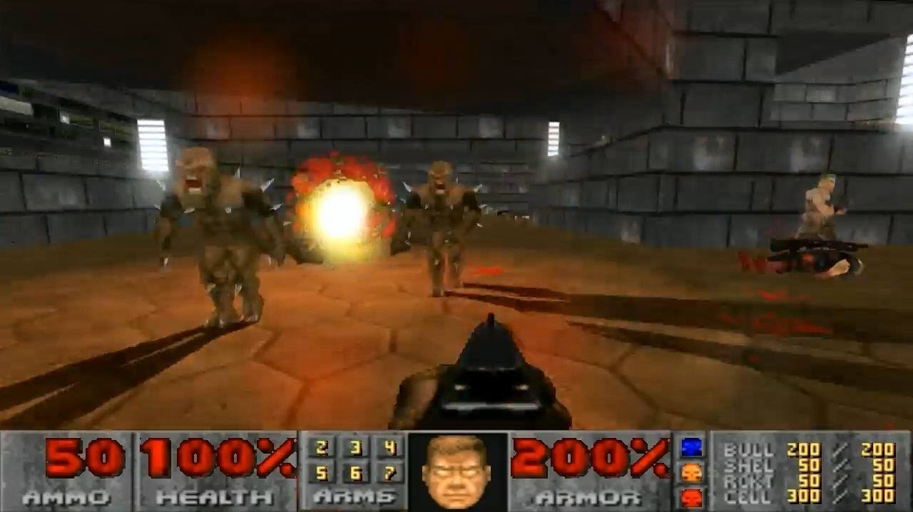 Doom gles android